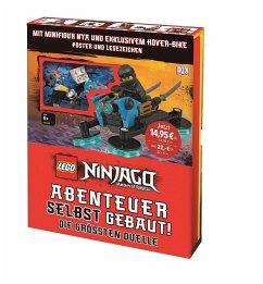 LEGO® NINJAGO® Abenteuer selbst gebaut! Die größten Duelle - Hugo, Simon