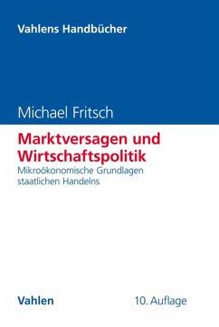 Marktversagen und Wirtschaftspolitik (eBook, PDF) - Fritsch, Michael