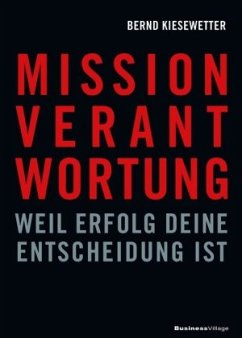 MISSION VERANTWORTUNG - Kiesewetter, Bernd