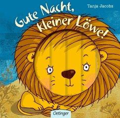Gute Nacht, kleiner Löwe! - Kleine Bornhorst, Lena; Jacobs, Tanja