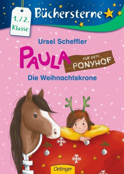 Buch-Reihe Paula auf dem Ponyhof von Ursel Scheffler