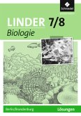 LINDER Biologie 7 / 8. Lösungen. Berlin und Brandenburg