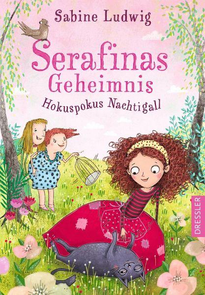 Buch-Reihe Serafinas Geheimnis