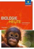 Biologie heute SII. Lösungen. Einführungsphase. Nordrhein-Westfalen