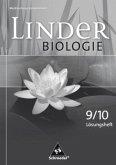 LINDER Biologie 9 /10. Lösungen zum Arbeitsheft. Sekundarstufe 1. Mecklenburg-Vorpommern