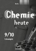 Chemie heute SI 9 / 10. Lösungen. Berlin