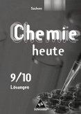 Chemie heute SI 9 / 10. Lösungen. Sachsen