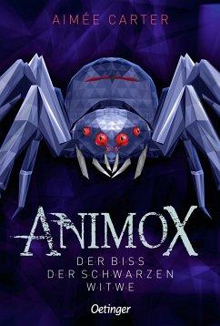 Der Biss der Schwarzen Witwe / Animox Bd.4 - Carter, Aimee