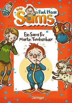 Ein Sams für Martin Taschenbier / Das Sams Bd.4 - Maar, Paul