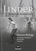 LINDER Biologie SI - Bilinguale Arbeitshefte Englisch. Human Biology - Breathing, Circulation, Movement - Solutions