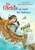 Die Olchis im Land der Indianer / Die Olchis Erstleser Bd.2