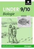 LINDER Biologie 9 / 10. Lösungen. Berlin und Brandenburg