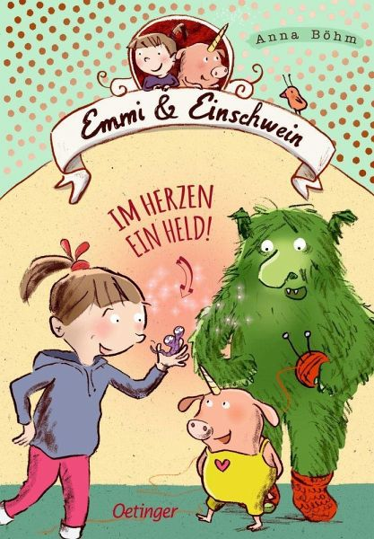 Buch-Reihe Emmi & Einschwein