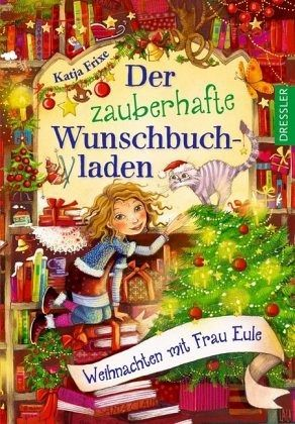 Buch-Reihe Der zauberhafte Wunschbuchladen