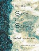 Sand und Schaum