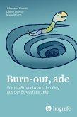 Burn-out, ade (eBook, ePUB)