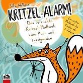 Kritzel-Alarm! Das verrückte Kritzel-Malbuch zum Aus- und Fertigmalen