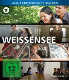 Weissensee - Staffel 1-4 Bluray Box