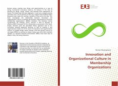 Innovation and Organizational Culture in Member...