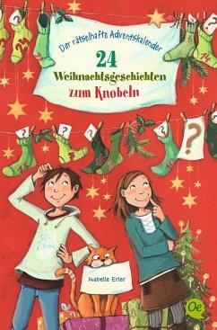 Der rätselhafte Adventskalender - Erler, Isabelle