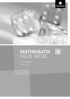 Mathematik Neue Wege SI 8. Lösungen Arbeitsheft. G9 in Hessen