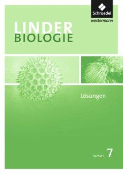 Lösungen 7 / Linder Biologie SI, Ausgabe Sachsen