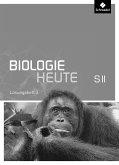 Biologie heute SII 3. Lösungen zu Arbeitsheft. Allgemeine Ausgabe