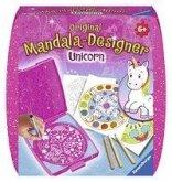 Mini Mandala Unicorn