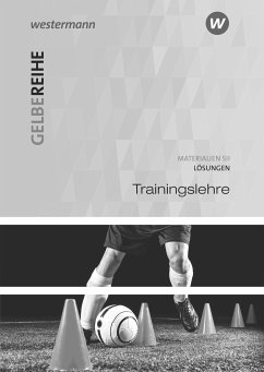 Gelbe Reihe. Trainingslehre