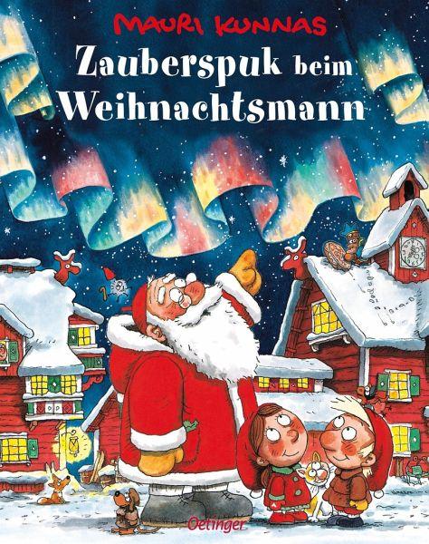 Zauberspuk beim Weihnachtsmann