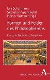 Formen und Felder des Philosophierens (eBook, PDF)