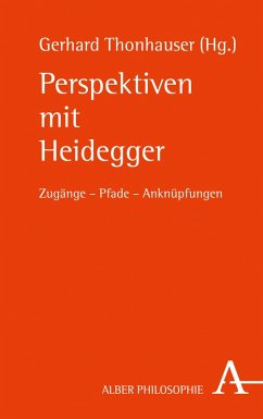 Perspektiven mit Heidegger (eBook, PDF)