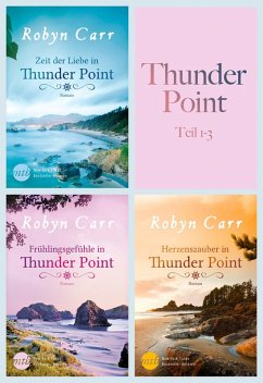 Thunder Point - Teil 1-3 (eBook, ePUB) - Carr, Robyn