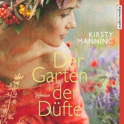 Der Garten der Düfte (MP3-Download) - Manning, Kirsty