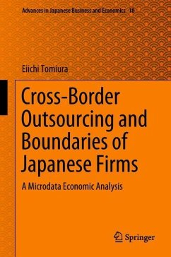 Cross-Border Outsourcing and Boundaries of Japa...