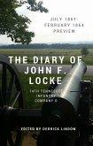 The Civil War Diary of John F. Locke, 14th Tennessee (1861) (eBook, ePUB)