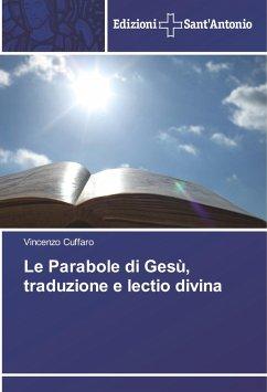Le Parabole di Gesù, traduzione e lectio divina