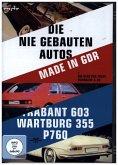 Die nie gebauten DDR-Autos, 1 DVD