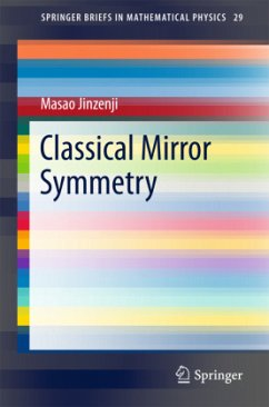 Classical Mirror Symmetry