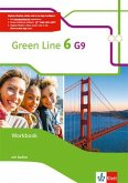 Green Line 6 G9. Workbook mit Audio CD Klasse 10