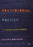 Postcolonial Poetics