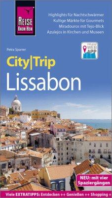 Reise Know-How CityTrip Lissabon - Sparrer, Petra