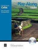 World Music Celtic - Play Along Violin, m. Audio-CD