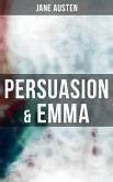 PERSUASION & EMMA (eBook, ePUB)