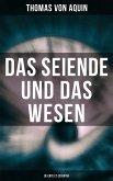 Das Seiende und das Wesen (De ente et essentia) (eBook, ePUB)