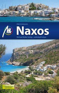 Naxos Reiseführer Michael Müller Verlag (eBook, ePUB) - Schönrock, Dirk
