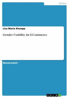 Gender Usability im E-Commerce (eBook, PDF)