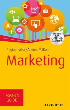 Marketing (eBook, ePUB) - Kalka, Regine; Mäßen, Andrea