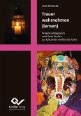 Trauer wahrnehmen (lernen) (eBook, PDF)