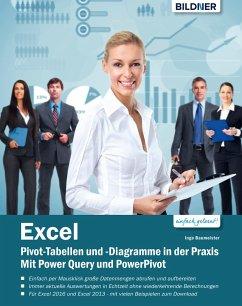 Excel Pivot-Tabellen und -Diagramme in der Praxis: Mit Power Query und PowerPivot (eBook, PDF) - Baumeister, Inge